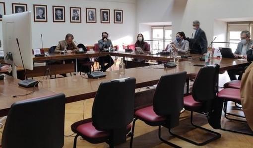 immagine della giunta comunale di oggi tratta dalla pagina Fb di Chiara Appendino