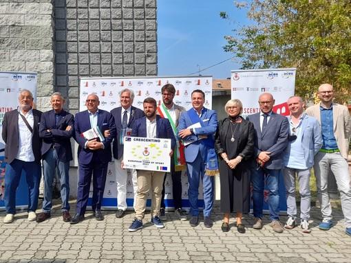 Crescentino candidata a Comune Europeo per lo Sport 2023
