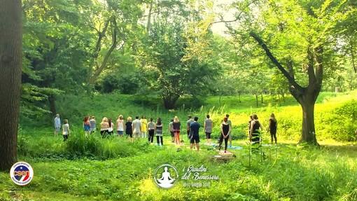 I Giardini del Benessere domenica 16 giugno all'orto botanico