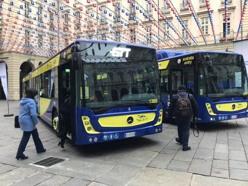 """Gtt si rifà il look, da oggi in servizio nuovi 20 bus Conecto: """"Rinnoviamo la flotta"""" [VIDEO]"""