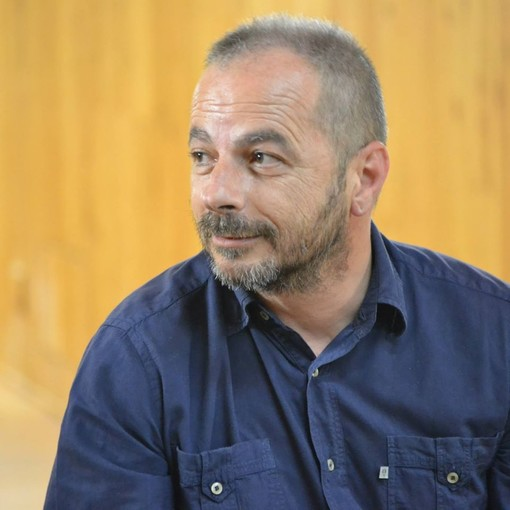 Il giornalista Giuseppe Baldessarro