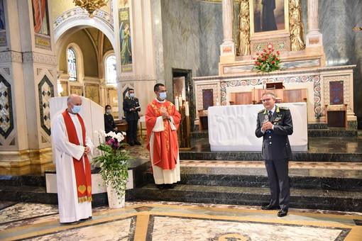 San Matteo, anche il comando regionale della Guardia di Finanza ha celebrato il suo patrono