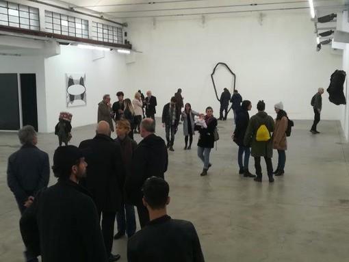 """Successo per l'inaugurazione della mostra """"Hortus Conclusus"""" alla Fondazione 107 [FOTO]"""