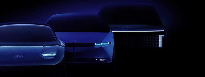 Hyundai annuncia il nuovo brand IONIQ dedicato ai veicoli elettrici