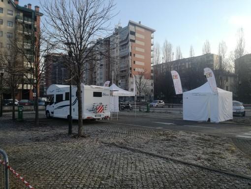 hotspot piazza Caio Mario