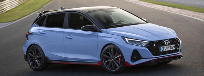 Hyundai svela Nuova i20 N, il più recente modello ad alte prestazioni
