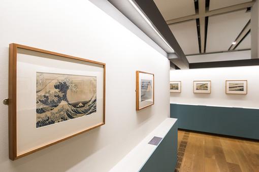 """Il Giappone """"fluttuante"""" di Hokusai, Hiroshige e Hasui alla Pinacoteca Agnelli di Torino"""