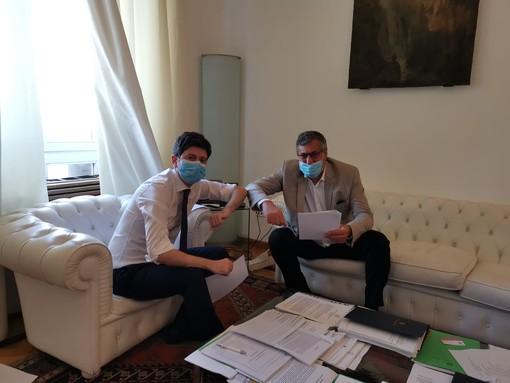 """Icardi incontra il ministro Speranza: """"C'è l'impegno per sbloccare il bonus per il personale sanitario"""""""