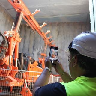 Riprendono le visite guidate nei cantieri della Metropolitana