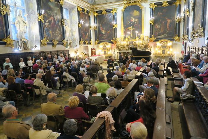Inaugurato a Torino il Concorso internazionale di Musica da Camera Luigi Nono alla Cappella dei Mercanti