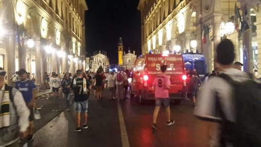 Processo piazza San Carlo: nuove accuse per la sindaca Appendino e per l'ex questore Sanna
