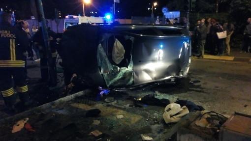 Terrificante incidente ieri sera in via Plava a Torino: due persone ricoverate in gravi condizioni al Cto