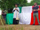 "Caluso: inaugurata ieri la panchina gigante dedicata alla Ninfa Albaluca, ""mamma"" dell'Erbaluce"