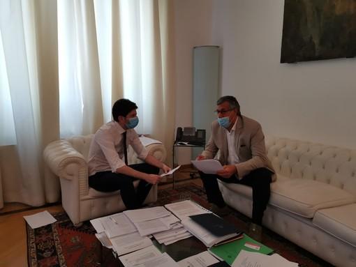 """Sanità, l'assessore Icardi dal ministro Speranza: """"Incontro costruttivo, collaboriamo per un sistema migliore"""""""