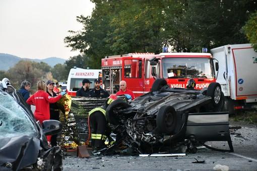 Tremendo incidente a Torino in strada Villaretto, una donna perde la vita