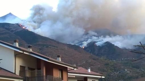 """""""Brucio anch'io"""": una mostra a Torino a un anno dagli incendi nel Pinerolese e in ValSusa"""