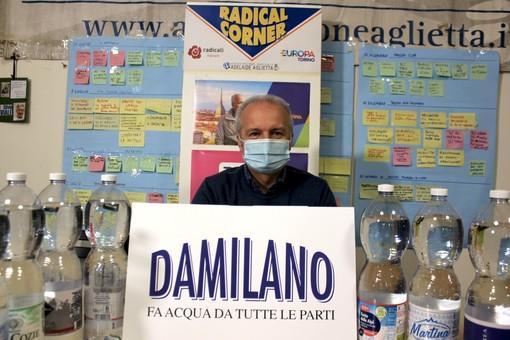Igor Boni e lo 'spot' contro Damilano