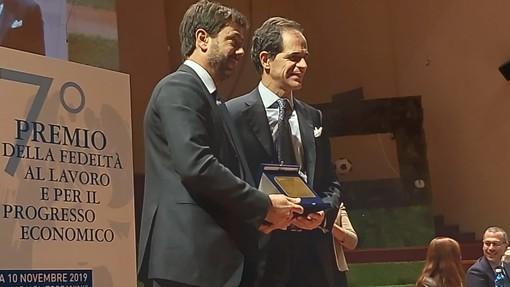 """Andrea Agnelli premiato come Torinese dell'anno 2018: """"Senza passione e investimenti la Juventus sarebbe stata solo un ricordo"""" [FOTO]"""