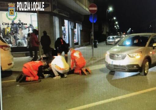 40enne investita ieri sera a Nichelino, trasportata al Santa Croce di Moncalieri
