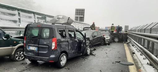 Incidente sulla A32 Torino-Bardonecchia