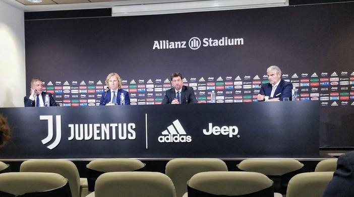Il Cda della Juventus