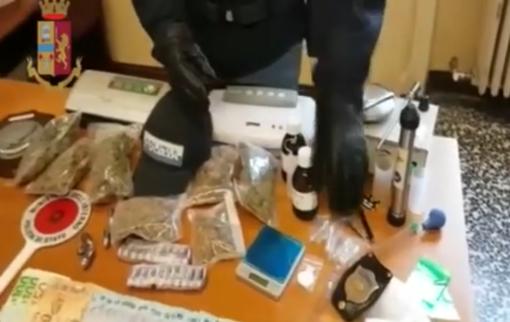 """La marijuana veniva """"distillata"""" per essere fumata nelle sigarette elettroniche: arrestato un 33enne [VIDEO]"""