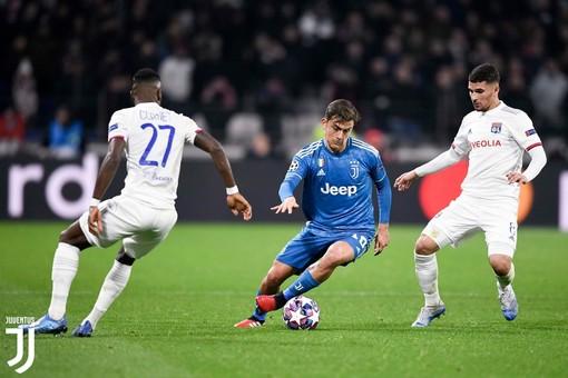 foto tratta dal profilo Twitter Juventus