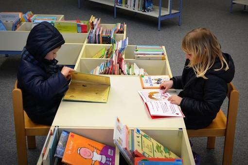 """con il progetto """"Lettori si nasce"""" coinvolti 200 bambini torinesi delle scuole dell'infanzia"""