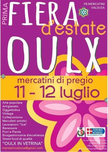 A Oulx la fiera d'estate per far ripartire commercio e turismo