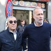 Enzo Liardo e Paolo Damilano
