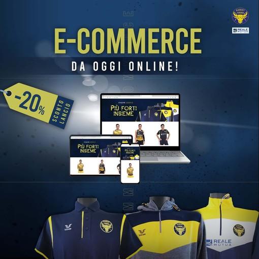 Nasce l'e-commerce della Reale Mutua Basket Torino