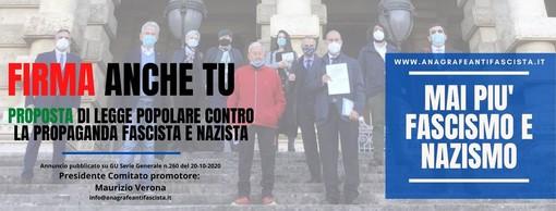 Legge popolare antifascista, attiva a Torino la raccolta firme