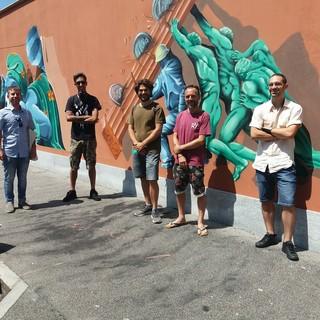 Come il lockdown ha colorato i muri di Torino: da corso Ferrucci riparte la street art