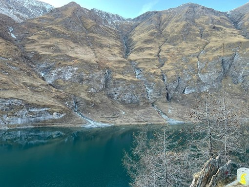 67enne escursionista torinese muore dopo essere precipitato lungo il sentiero del Colle della Pelouse