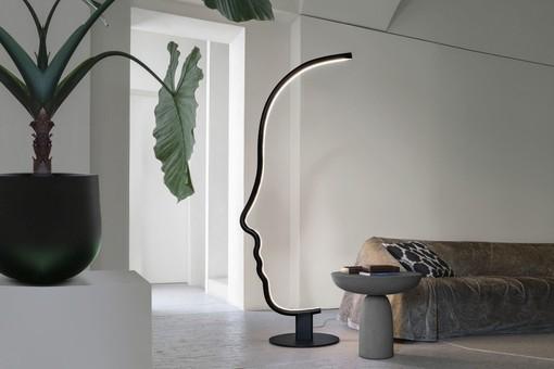 Lampade da terra design stile ed eleganza