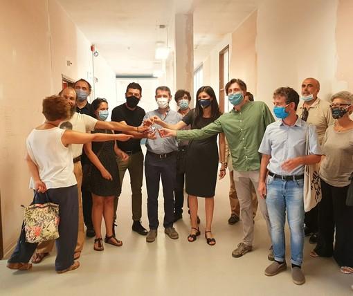 San Donato, gli spazi di via Le Chiuse 66 pronti ad accogliere servizi a persone e famiglie