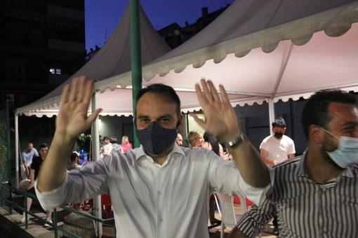 Stefano Lo Russo ha vinto le primarie del centrosinistra