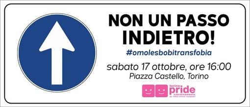 Il Torino Pride scende in piazza a sostegno della proposta di legge Zan