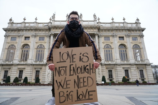 Love is not enough, we need big love