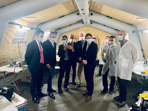 """A Torino un laboratorio """"spaziale"""" per combattere il Coronavirus"""