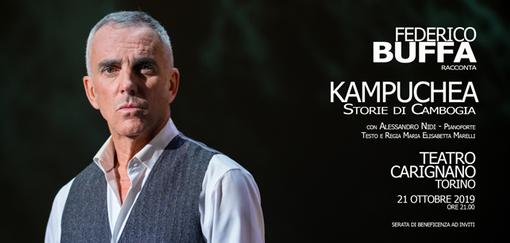 Federico Buffa a Torino racconta....Kampuchea. Storie di Cambogia