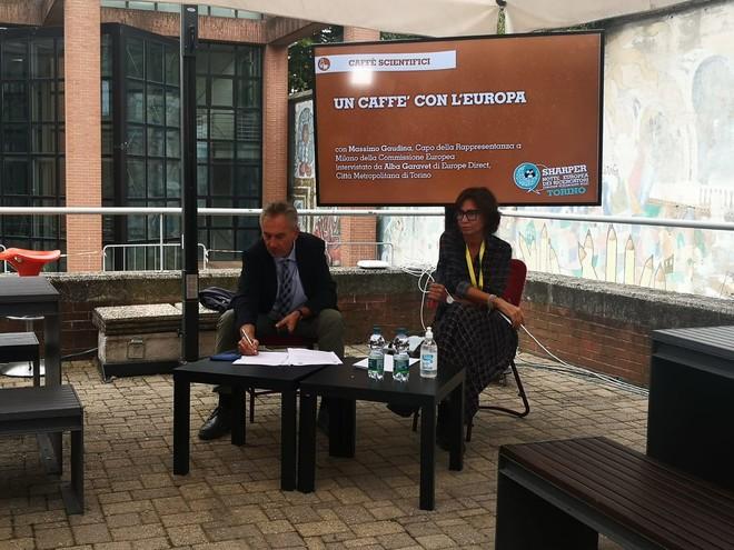 """""""L'Europa del futuro dovrà essere autonoma e resiliente"""": Massimo Gaudina ospite alla Notte Europea dei Ricercatori"""