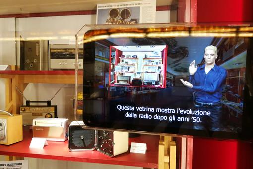 Riapre con un nuovo allestimento il Museo Rai di Torino