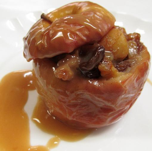 Mercoledì Veg: oggi prepariamo le sane e deliziose mele al forno ripiene