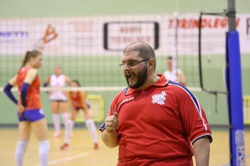 Volley, Andrea Manno lascia il Parella dopo 4 anni