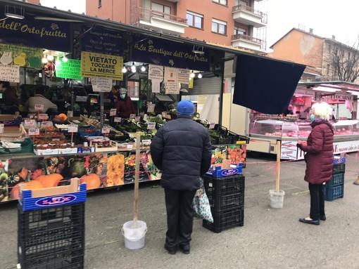 Coronavirus, a Rivoli da domani riaprono alcuni mercati rionali