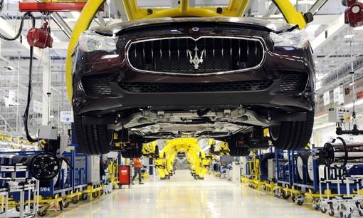 Semaforo verde per Maserati, partono i nuovi modelli a Mirafiori: investimento complessivo da 800 milioni di euro