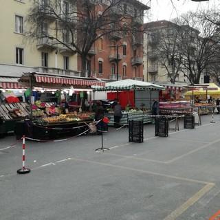 Riaprono i mercati di Torino con le nuove norme di sicurezza: ecco la situazione nei quartieri