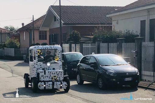 Mole Urbana, il prototipo di urban car si aggira per le vie di Torino per le prove su strada