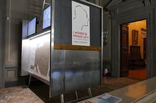 """""""I mondi di Primo Levi"""": la mostra è visitabile anche nel giorno della Memoria"""